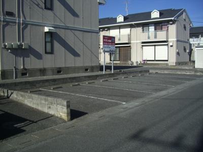 【駐車場】スクエアA棟