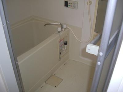 【浴室】スクエアA棟
