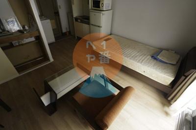 お部屋によって家具家電付きのプランもあります♪
