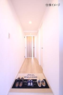【玄関】A260 ステイツ三鷹ヴェルパセオ