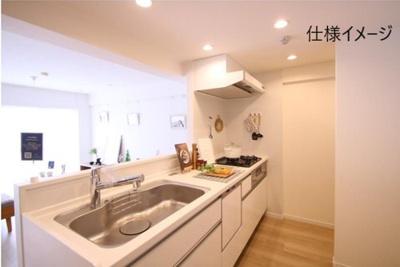 【キッチン】A260 ステイツ三鷹ヴェルパセオ