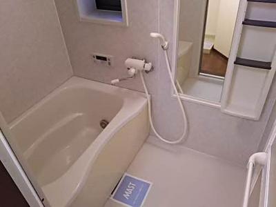 【浴室】フレグランス山手