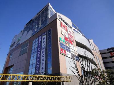 関西スーパーしんかな店 887m