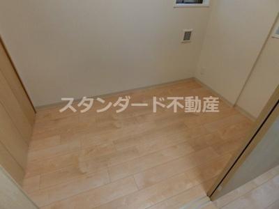 【寝室】アミティエ扇町リアン