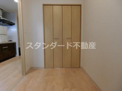 【洋室】アミティエ扇町リアン