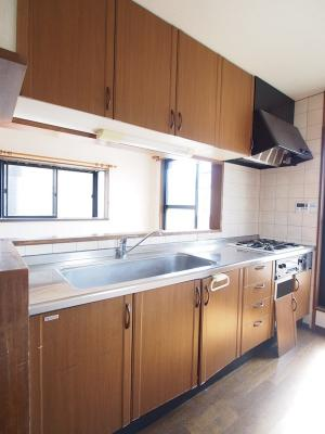 【キッチン】水尾3丁目戸建