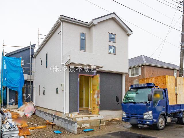【外観】岩槻区南平野1丁目30-11(1号棟)新築一戸建てグラファーレ