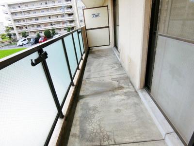 【バルコニー】サンメゾン二反田