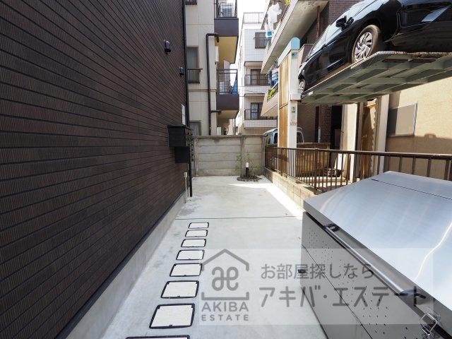【エントランス】heim-HAPPYLAND(ハイム―ハッピーランド)