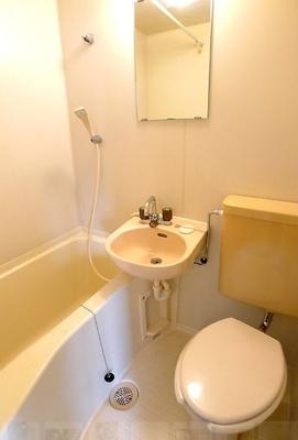 【浴室】クレスト相模大野
