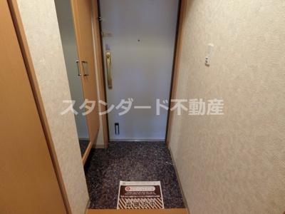 【玄関】S-FORT(エスフォート)福島EBIE