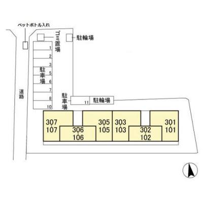 【区画図】セレーノT-1