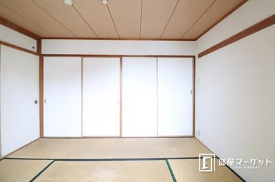 【寝室】セイント江口