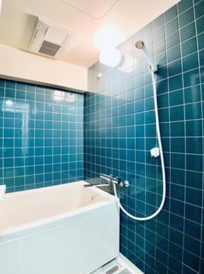 【浴室】ヴィラ・シャルコ