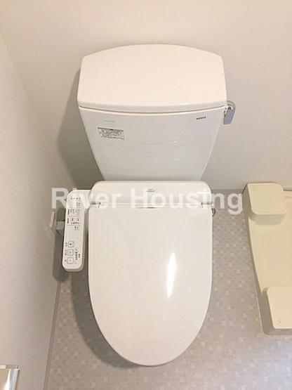 【トイレ】ジェノヴィア東中野スカイガーデン