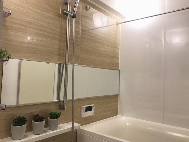 【浴室】ライオンズガーデン秦野