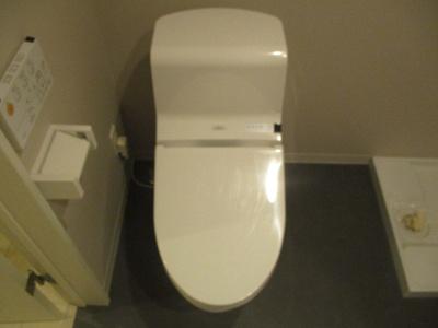 【トイレ】安立荘