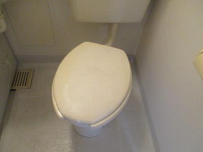 【トイレ】新北島Ⅰ番館