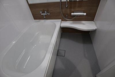 【浴室】グリーンコーポ西長堀