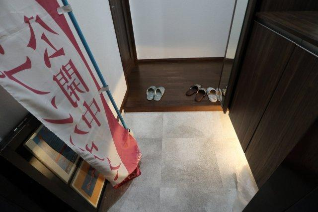 【玄関】グリーンコーポ西長堀