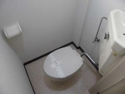 【トイレ】キャピタル住之江公園