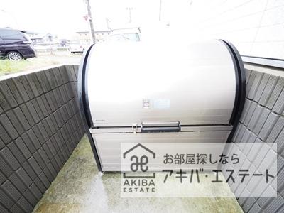 【その他共用部分】リブリ・谷塚Ⅱ