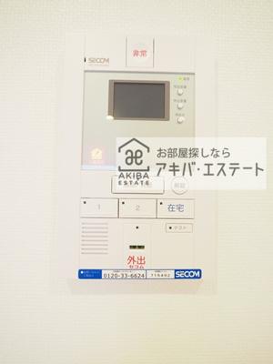【セキュリティ】メゾン・ド・マリーヌ