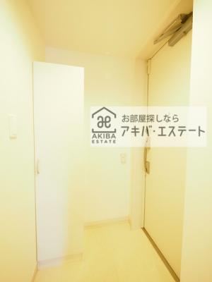 【玄関】メゾン・ド・マリーヌ