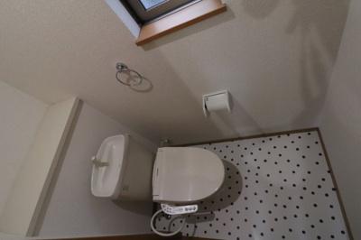 【トイレ】プラッサムコート堂前A