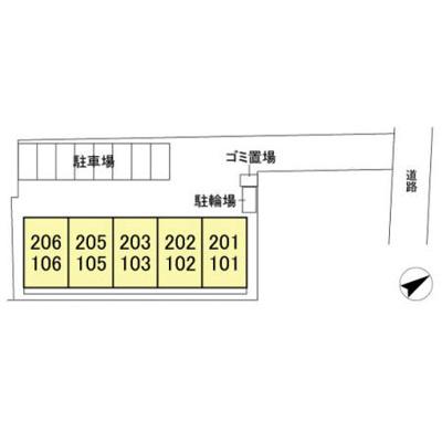 【区画図】メゾン・フォンテーヌ