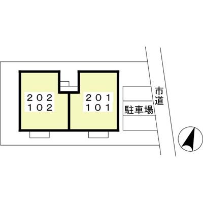 【区画図】サニーヒル南町