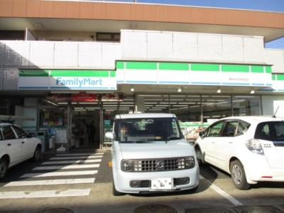 ファミリーマート専大松戸高校前店(327m)