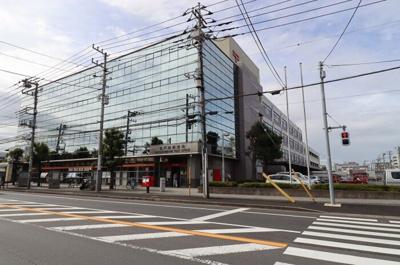 松戸南郵便局(205m)