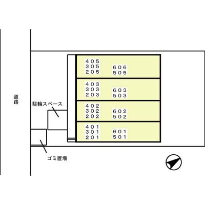 【区画図】GOTO Ⅱ