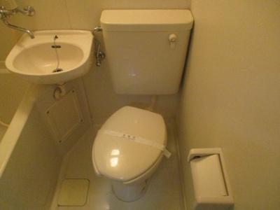 【トイレ】グランドメゾン富士