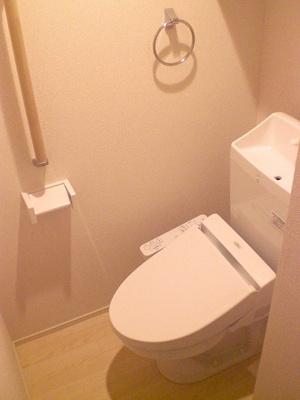 【トイレ】ルミネスⅡ
