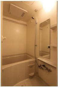サーモスタットシャワー水栓・大型シャワーヘッド