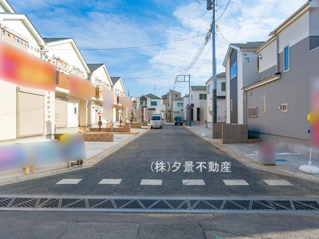 【外観】桜区大字白鍬99-9(G号棟)新築一戸建てハートフルタウン