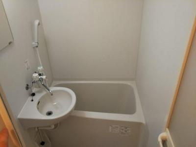 【浴室】レオパレスエムアイ
