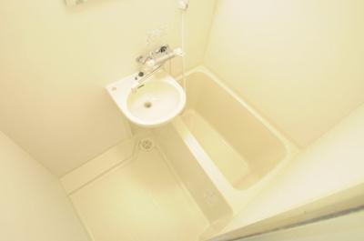 【浴室】レオパレスセブンスヒルⅤ