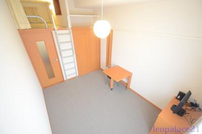 【居間・リビング】レオパレスシャローム氷室