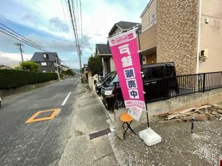 【前面道路含む現地写真】HeartfulTown瀬戸市石田町 限定1邸