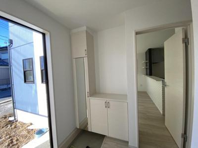 【その他】初公開 現地見学会 さいたま市緑区大谷区口新築分譲住宅全2棟 1号棟