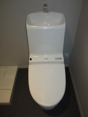 【トイレ】アスクステーション