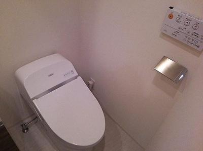 【トイレ】レガリス品川天王洲ベイサイドコート