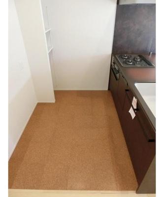 【キッチン】A262 武蔵野ビューハイツ