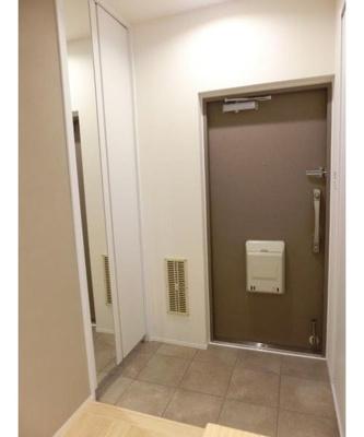 【玄関】A262 武蔵野ビューハイツ