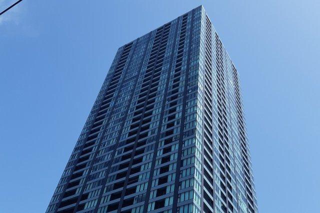 高層タワーの24階です♪