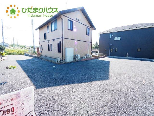 【前面道路含む現地写真】水戸市元吉田町第20 新築戸建 2号棟