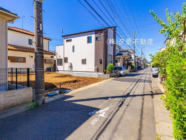 【外観】岩槻区本丸1丁目20−11(全1戸)新築一戸建てブルーミングガーデン